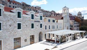 (New Heritage Hotel Armerun to open in heart of Šibenik