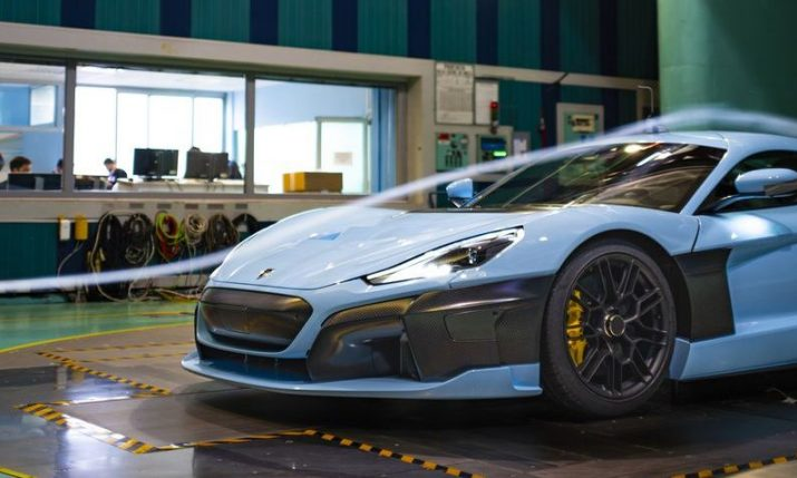 Rimac opens R&D office in the UK