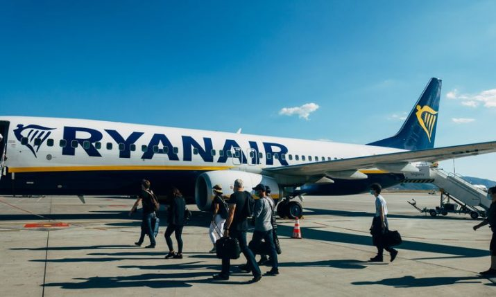 Ryanair announces 17 new Zadar flights for the summer season