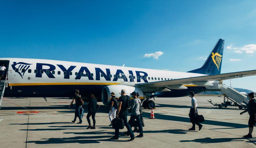 Ryanair zadar croatia