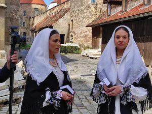 Folklore ensemble Lado recorded Lent video dedicated to Zagreb