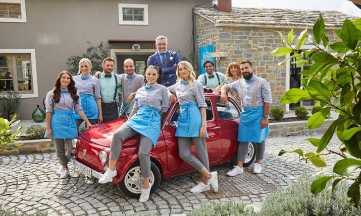 Filming in Croatia: Warner Bros. shoot 'First Dates Hotel' in Istria