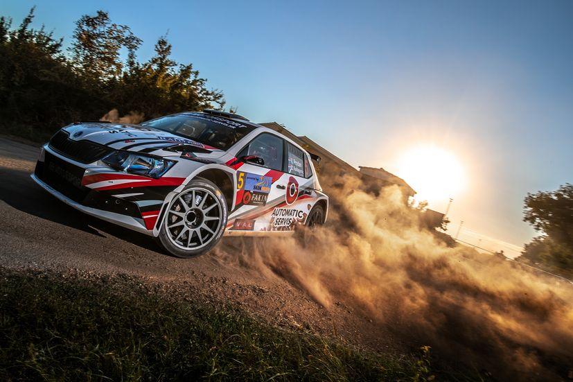 World Rally Championship in Croatia