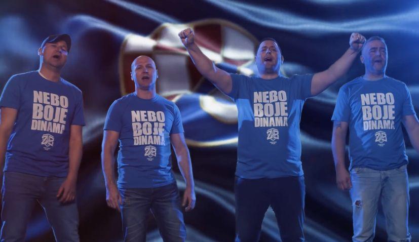 Hit-makers Zaprešić Boys premiere new song dedicated to Dinamo