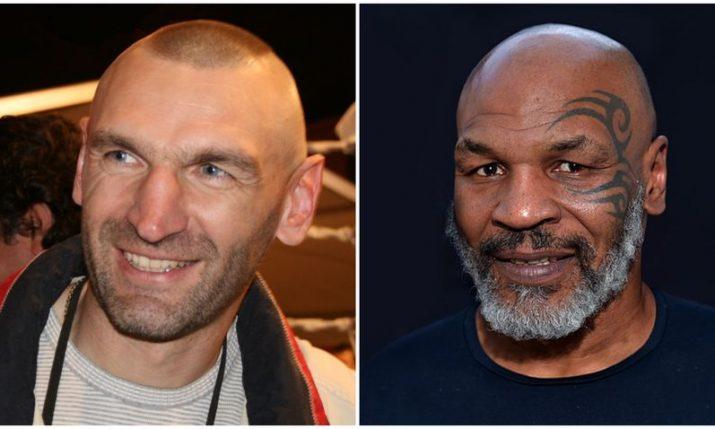 Croatian boxing legend Željko Mavrović calls out Mike Tyson