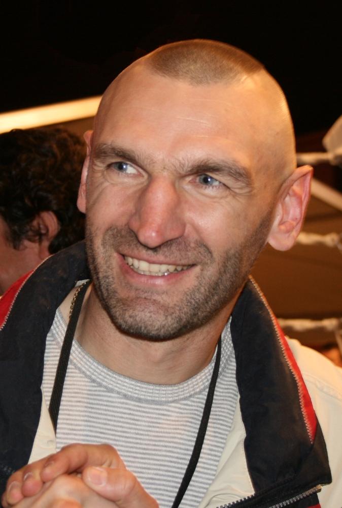 Željko Mavrović Mike Tyson