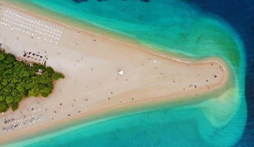 20 Best Beaches in Europe: One Croatian beach makes Lonely Planet's list
