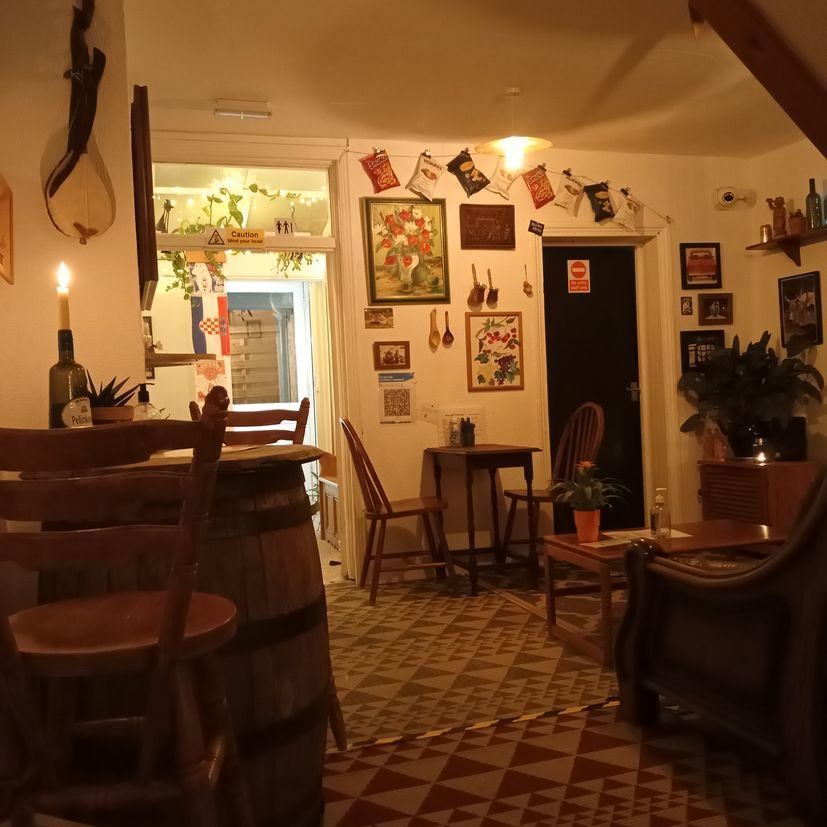 The story behind the half-Croatian café-bar Amedea just outside of London 4