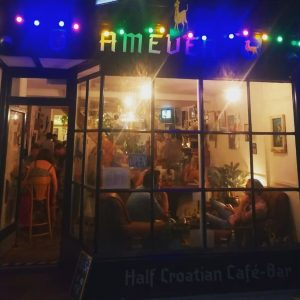 The story behind the half-Croatian café-bar Amedea just outside of London 4