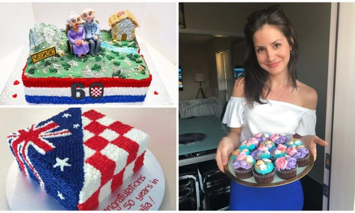 Meet talented Croatian cake creators in Canada and Australia