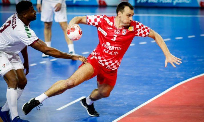 Handball: Croatia beats Portugal to keep Olympic hopes alive