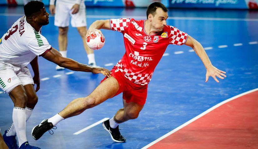 Handball: Portugal ends Croatia's Olympic Games hopes