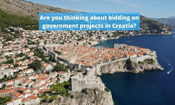 Crodiaspora: How to bid for public tenders in Croatia