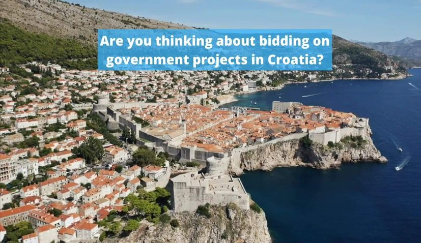 Crodiaspora: How to bid for public tenders in Croatia