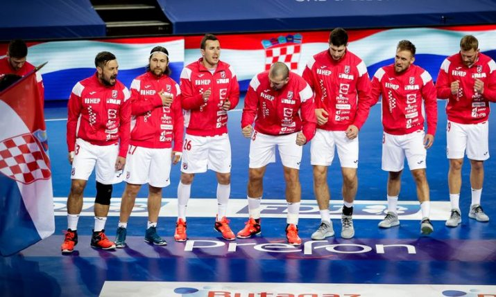 Croatia handball misses out on Olympic Games in Tokyo