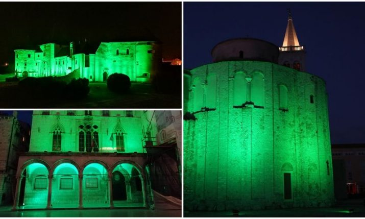 9 cities in Croatia to take part in Global Greening to mark St. Patrick's Day