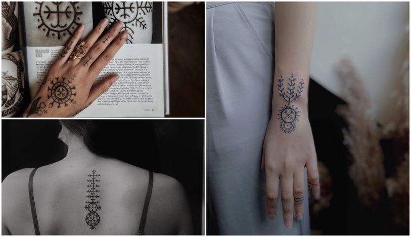 Traditional Croatian Tattoos: Meet the tattoo artist keeping tradition alive