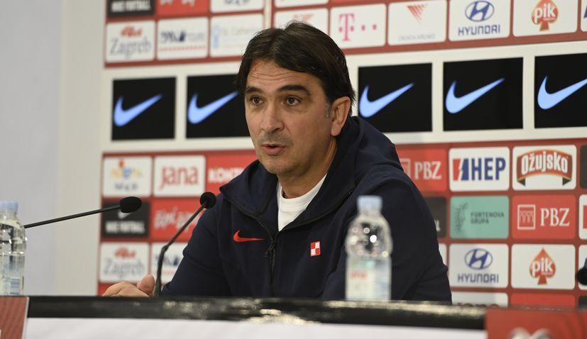 Zlatko Dalić comments after Croatia's lacklustre victory over Cyprus