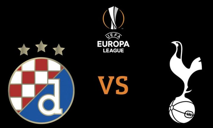 UEFA switch Dinamo Zagreb Tottenham Europa League tie legs