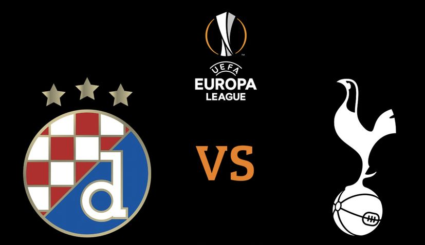 UEFA switch Dinamo Zagreb Tottenham Europa League tie legs