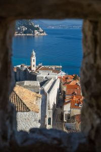 Dubrovnik accepting cryptocurrency as payment.