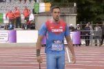Croatia's Filip Mihaljević wins shot put bronze medal at European Indoor Champs