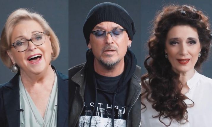 VIDEO: Famous Croatian musicians join for new music video