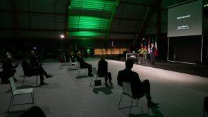 The 100th anniversary of the Labin Republic took part last night in