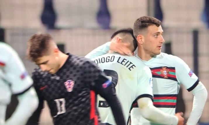 U-21 EURO: Croatia lose opener against Portugal