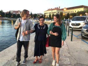 The story behind the half-Croatian café-bar Amedea just outside of London
