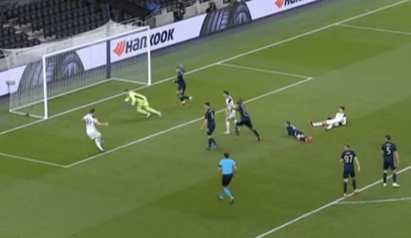 Europa League: Tottenham head to Zagreb with advantage