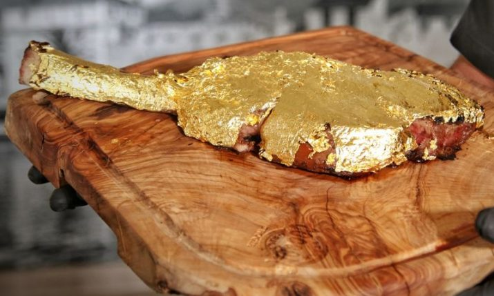 Popular Trogir restaurant first in Croatia to serve gold steak