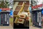 First cake vending machine in Croatia opens in Varaždin