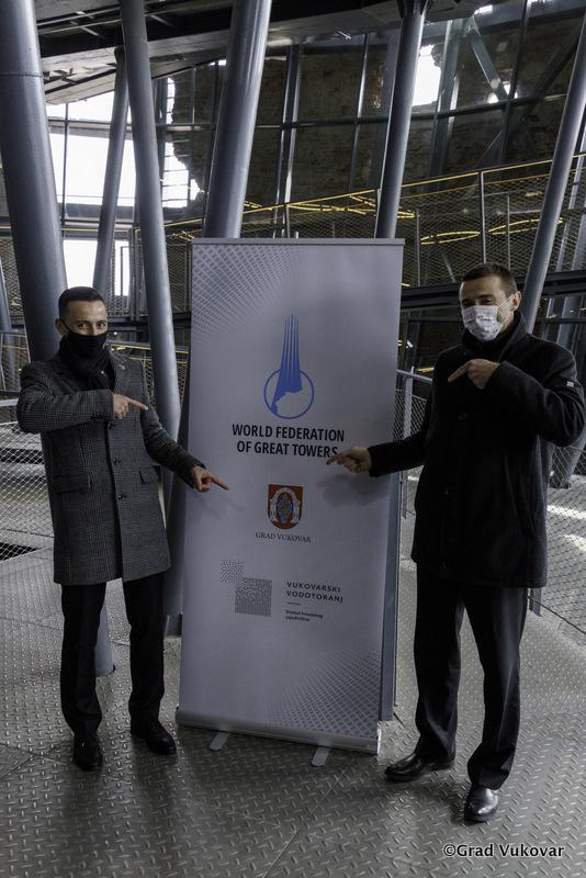 Vukovar Water Tower international world towers