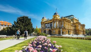 zagreb lonely planet guide chinese