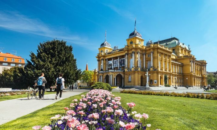 Lonely Planet: Chinese edition publishes Zagreb guide
