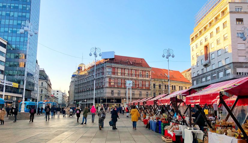 Over 200,000 tourists in Croatia in Jan and Feb