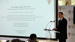Croatian model to prevent sudden cardiac death on football fields presented