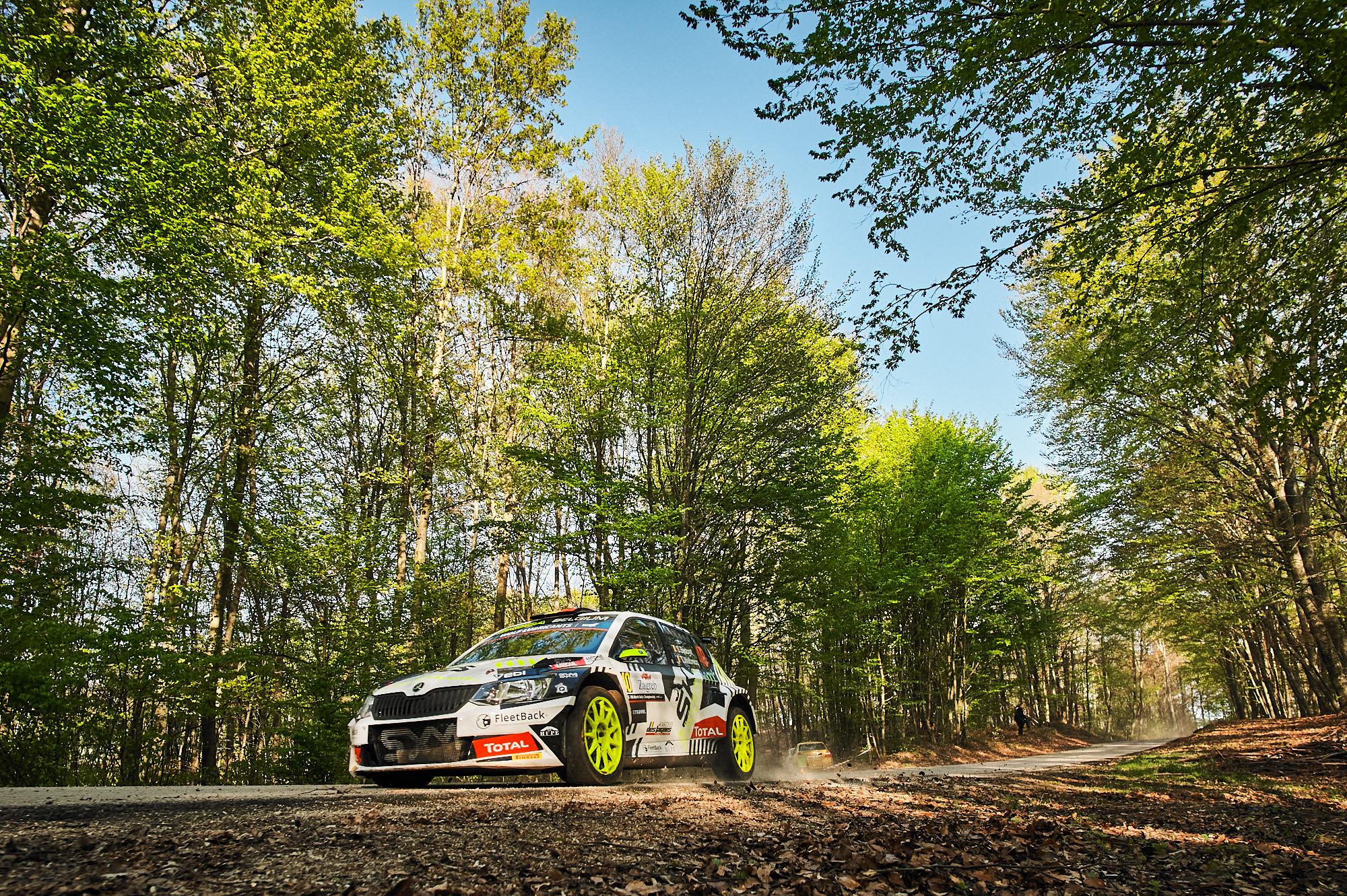 WRC Croatia Rally winner