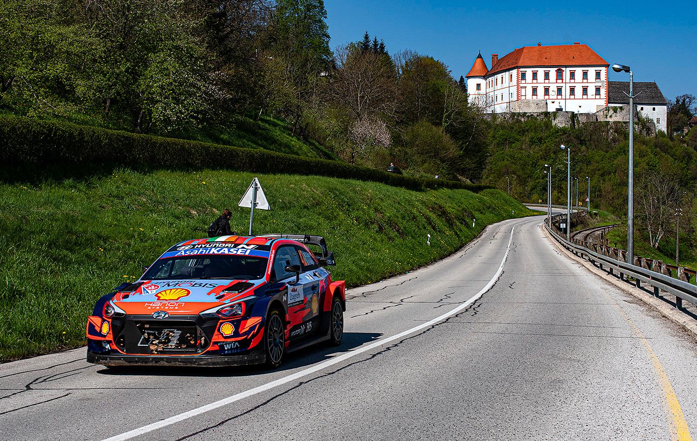 WRC Croatia Rally Day Two