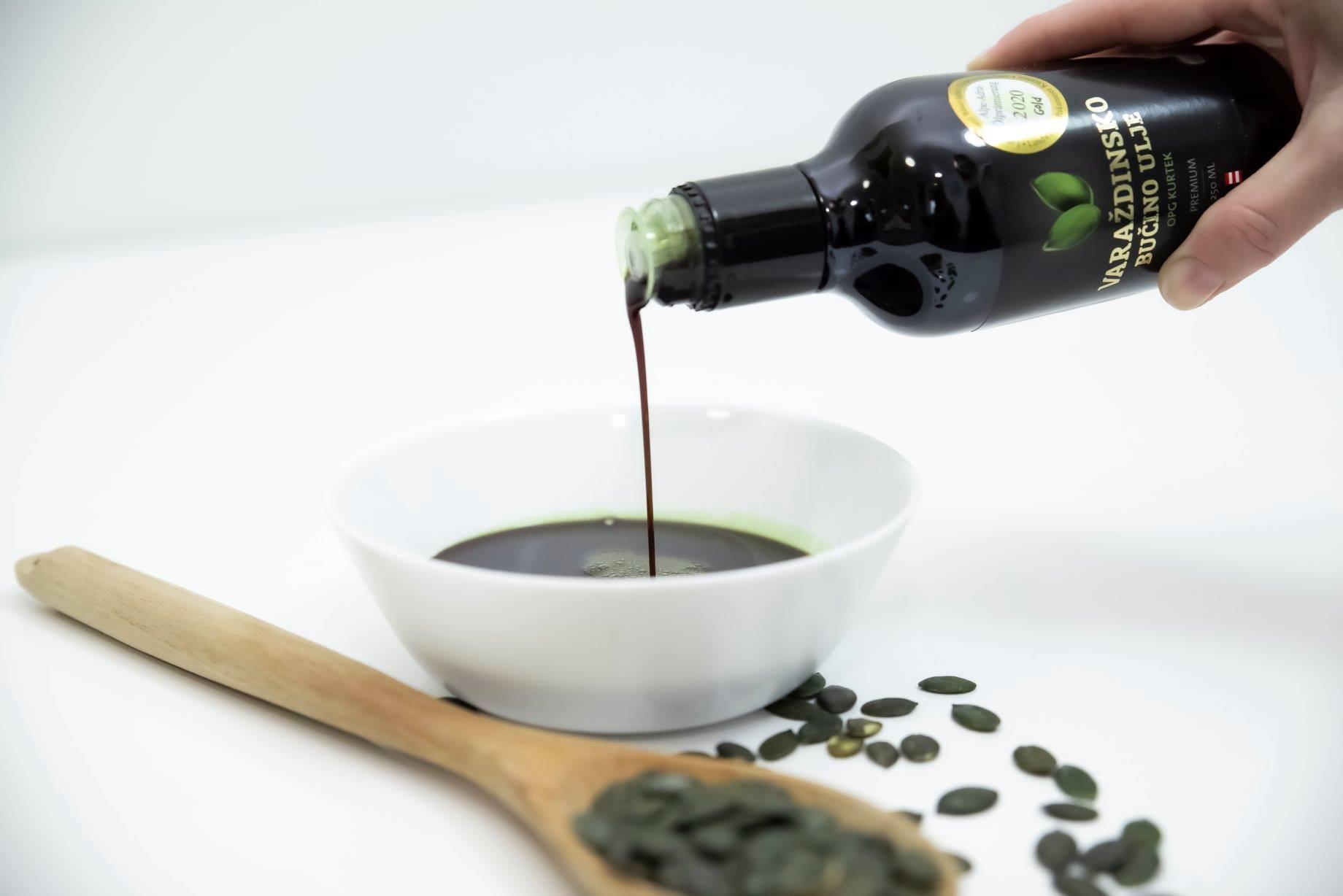 Varaždin pumpkin seed oil declared world's best at prestigious competition