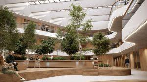 Rimac presents €200 million state-of-the-art Zagreb campus design