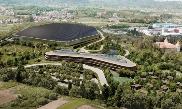 Rimac unveils €200 million state-of-the-art Zagreb campus design