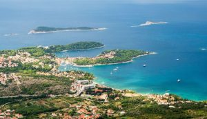Croatia in top 30 of countries with the most islands