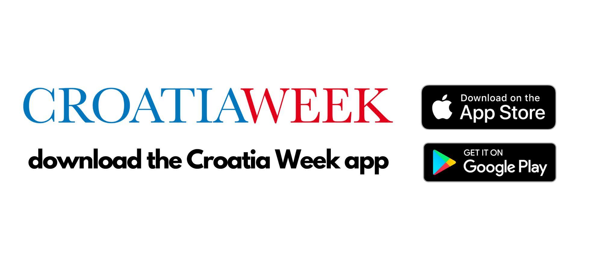 Download the Croatia Week app