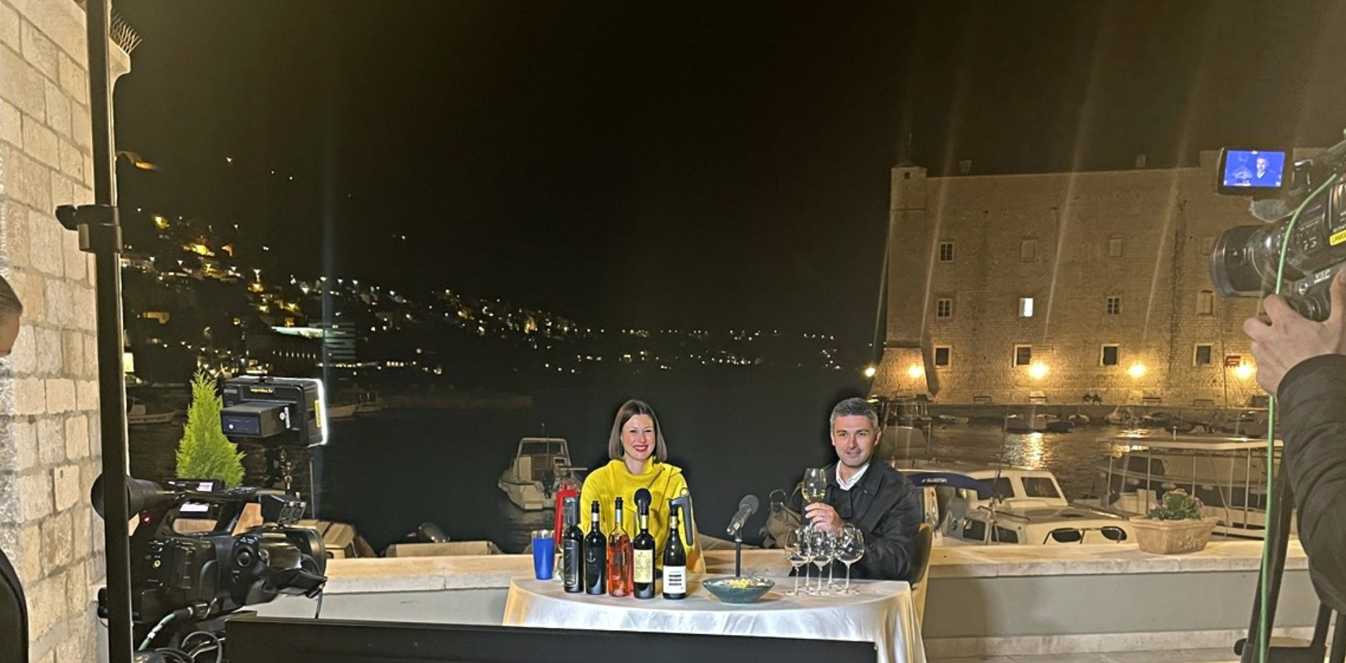 Light, Camera, Action: Dubrovnik's Mayor Welcomes Future Guests