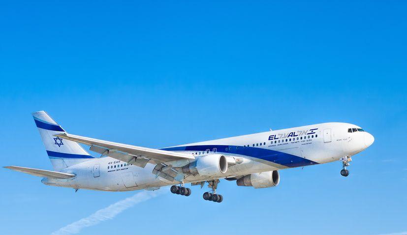 El Al Israel Airlines croatia Israel direct flights