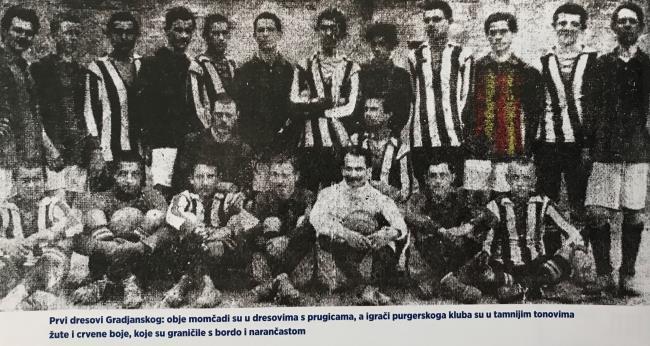 Dinamo Zagreb birthday today 110