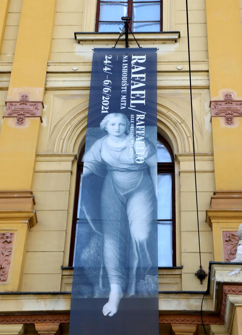 "Exhibition called ""Raphael - at the origin of the myth"" staged in Zagreb"