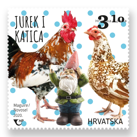 Most beautiful Croatian postage stamp of the year selected